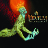 Cd Trivium Ascendancy [import] Novo Lacrado